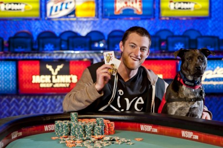 World Series of Poker 2012: Joey Weissman gewinnt Event #46