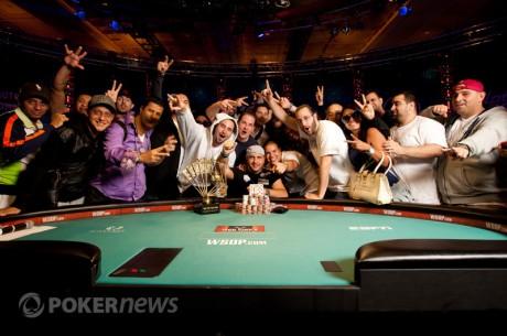 월드 시리즈 오브 포커, 프로 포커 플레이어들의 챔피언은?! 충격적인...