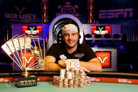 "Michael ""The Grinder"" Mizrachi võitis teist korda WSOP $50k Poker Players..."