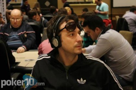 Alex Stevic lidera el Día 1A del World Poker Tour National Series de Madrid