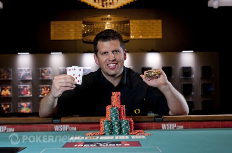 2012 World Series of Poker Day 34: Hobson Ships First Bracelet, Bauman Leads the Ladies
