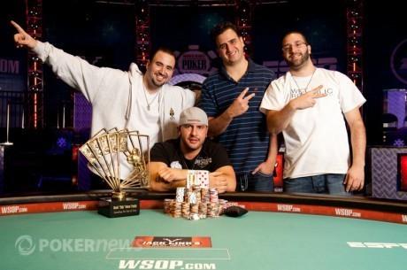 WSOP 2012 День 33: Майкл Мизрахи сумел выиграть 50к РРС...