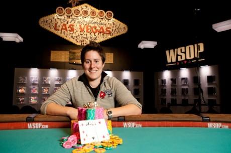 Selbst vant sitt andre WSOP gold bracelet