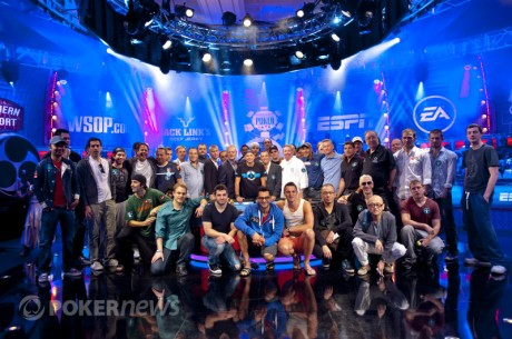 WSOP – Spelare lägger fyrtal under One Drop dag 1