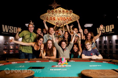 2012 World Series of Poker Day 36: O Γιώργος Τζίμας στους 28 του Event #53