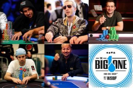 World Series of Poker 2012: Rast Lidera o One Drop