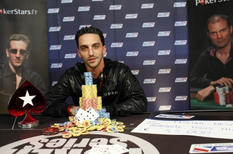 France Poker Series: Florian Desgouttes wygrywa