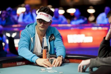 Kialakult a BIG ONE döntő asztala - Antonio Esfandiari vezet