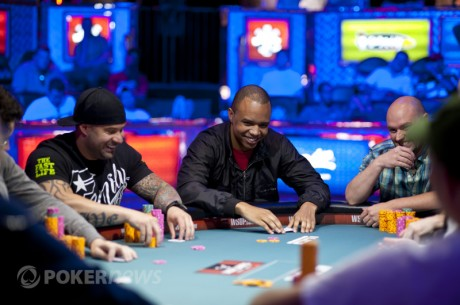 The Nightly Turbo: Ivey Leads ESPN Rankings, WPT National Madrid Champ Crowned, and More