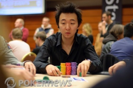 "The Online Railbird Report: Sahamies & Cao in Action But ""ChaoRen160"" Reigns Supreme"