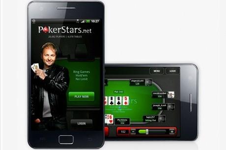 Ya se puede jugar en PokerStars.es desde dipositivos Android