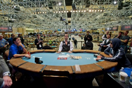 WSOP What To Watch For: Heads-Up in Event #57 and Three Handed in Event #58