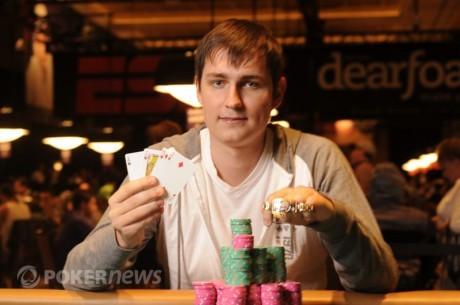 World Series of Poker dzień 41: Viacheslav Zhukov i Greg Merson wygrywają bransoletki