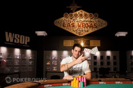 WSOP 42 diena: Nickas Schulmanas laimi savo antrąją apyrankę ir kita