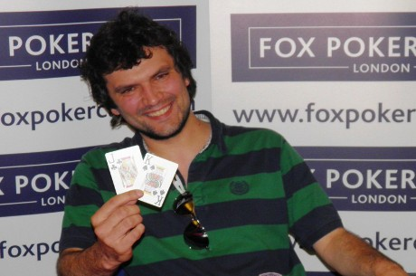 Maksims Uskovs Takes Down July's Fox Poker Club Main Event