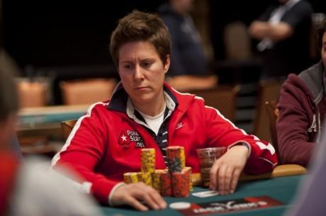 World Series of Poker dzień 43: Dzień 1b Main Eventu, Góral w grze, Selbst w czołówce