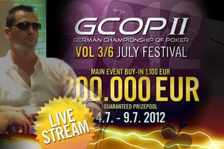 Djordje Jovanović na Finalnom Stolu GCOOP II 2012 - Pratite Live Stream od 18h