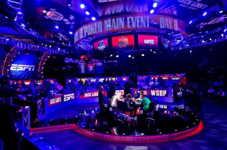 2012 WSOP Main Event: Day 1a