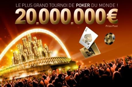 ISPT Лондон 2013 - 30 000 играят за €20 милиона гарантирани...