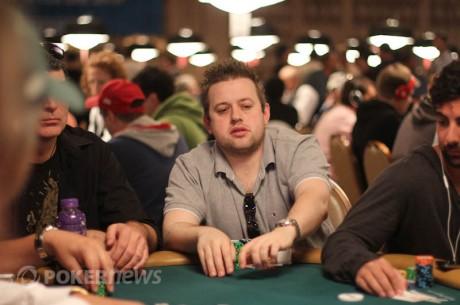 WSOP Main Event Dag 1C - Kenny Hallaert bij chipleaders; Leon Piso beste Nederlander