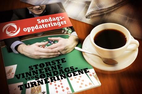 Sunday Briefing: Sunday Majors hos PokerStars 8. juli