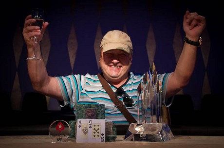 Ramil Boyazitov nyerte a GCOP II főversenyét, amiért €67,879-t kapott
