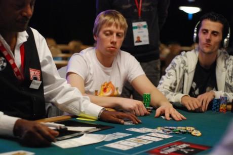 Savaitės ranka: WSOP pagrindinio turnyro ranka su Baneriu