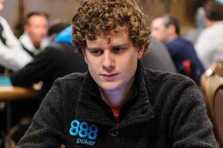 WSOP Main Event Day 2c: Sam Holden Ends Day 15th In Chips
