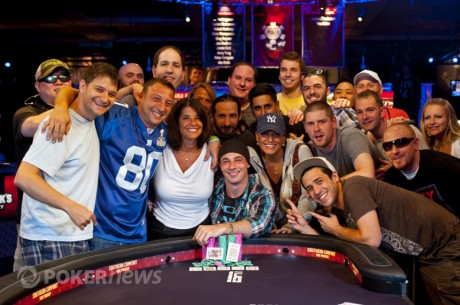 2012 World Series of Poker Day 46: Eriquezzo Wins National Championship; Hack Leads Day 2c
