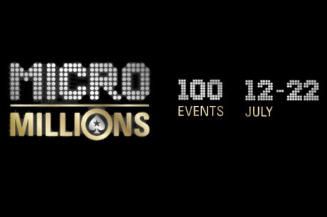 Poranny kurier: Firma zrzeka się 6 milionów, wystartowało MicroMillions II i więcej