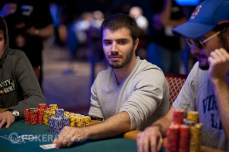 2012 World Series of Poker Day 47: D'Alesandro Leads Main Event; Money Bubble Approaches
