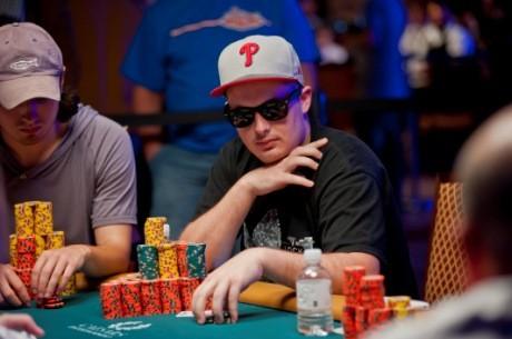 WSOP pagrindinis turnyras: Kristijonas nepasiekia apmokamų vietų, žetonų lyderis Paulas...