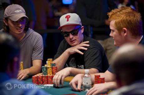 World Series of Poker dzień 48: Volpe prowadzi, wielu znanych w grze