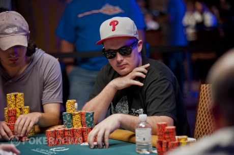 WSOP 2012 Main Event: Paul Volpe Domina o Dia 4 do Main Event