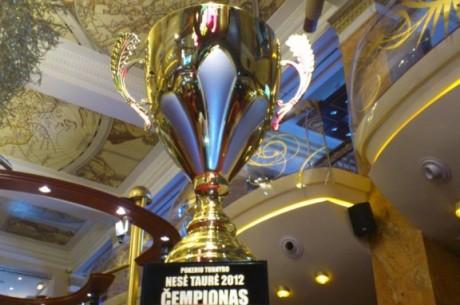"""""""Nesės Taurėje 2012"""" žaidėjų laukia dviejų dienų turnyras"""
