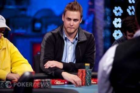 2012 WSOP Main Event: Day 5