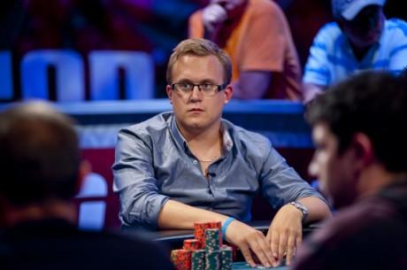 Jonathan Hellman ende svensk i WSOP ME med 97 spelare kvar