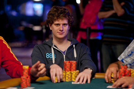 2012 World Series of Poker Day 49: Sam Holden Last Brit Standing; Again