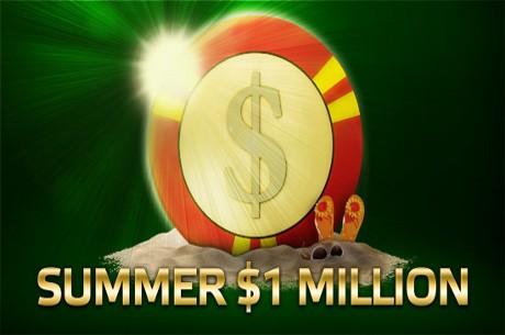 Nädal Partys: Summer Million ja $1500 freeroll uutele mängijatele