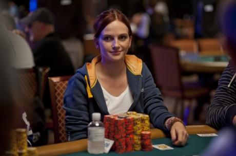 Elisabeth Hille er nr 5 av 27 spillere ved WSOP Main Event 2012 - Spiller om 8,5 millioner...