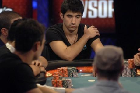 WSOP Main Event 7. nap: Koroknai András a döntő asztalon
