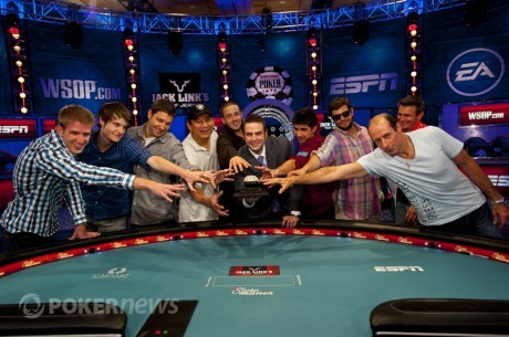 2012 WSOP Main Event: Day 7