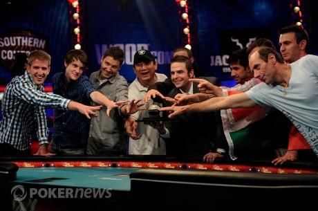 El Main Event 2012 ya tiene a sus October Nine