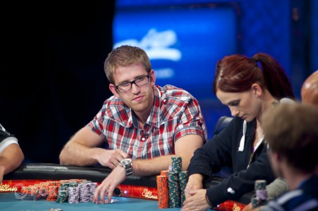 Russell Thomas Na Mesa Final do WSOP Main Event 2012