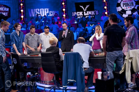 2012 WSOP: A Look at the Biggest Poker Hands From the Main Event