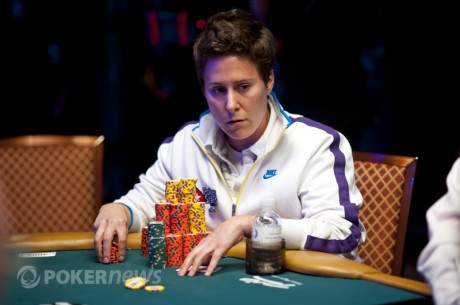 Global Poker Index: Vanessa Selbst No Top 3