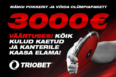 Triobet saadab kolm mängijat koos kaaslasega Londonisse Gerd Kanterile kaasa elama!