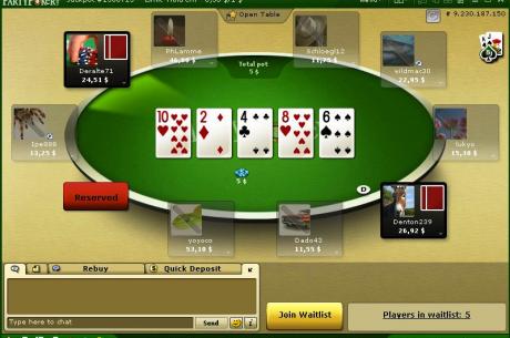 PartyPoker取消超高额桌扑克游戏