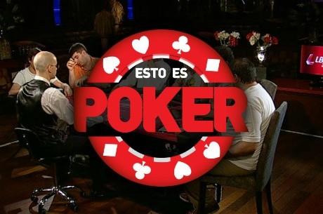 """Intereconomía y LBpoker presentan un nuevo programa televisivo: """"Esto es poker"""""""