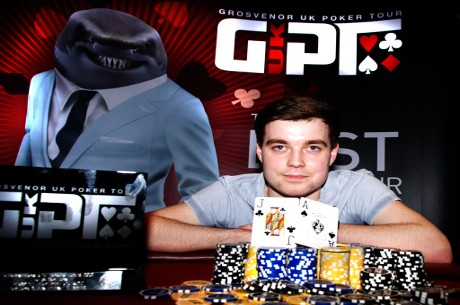 "Ben ""jenbizzle"" Jones Wins GUKPT Bolton For A Cool £17,390"